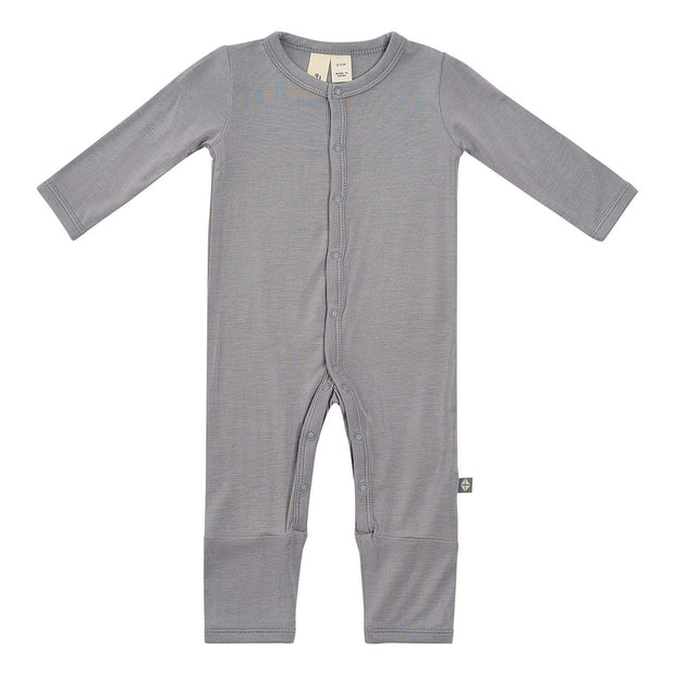 Romper in Graphite - Kyte Baby
