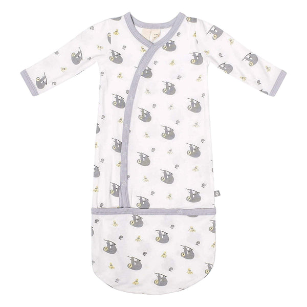Kyte BABY Layette Printed Bundler in Canopy