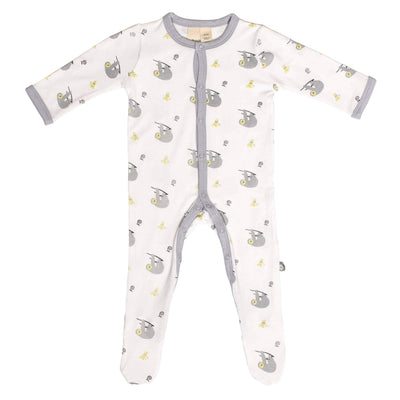 Printed Footie in Canopy - Kyte Baby