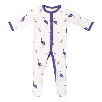 Kyte BABY Layette Printed Footie in Japan