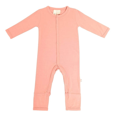 Romper in Terracotta - Kyte Baby