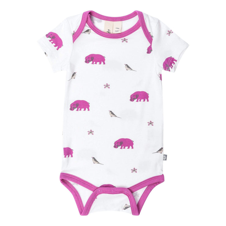 Printed Bodysuit in Waterhole - Kyte Baby