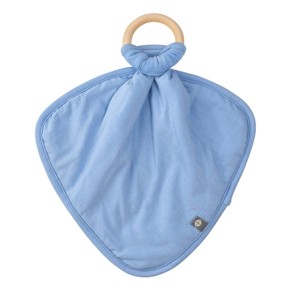 Lovey in Sky with Removable Wooden Teething Ring - Kyte Baby