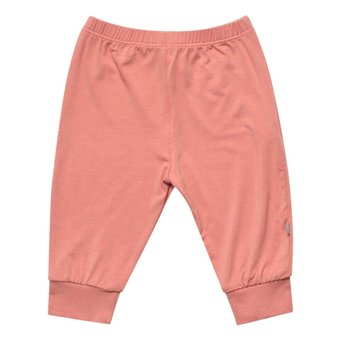 Pant in Terracotta - Kyte Baby