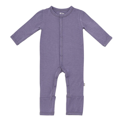 Kyte BABY Snap Romper Romper in Orchid