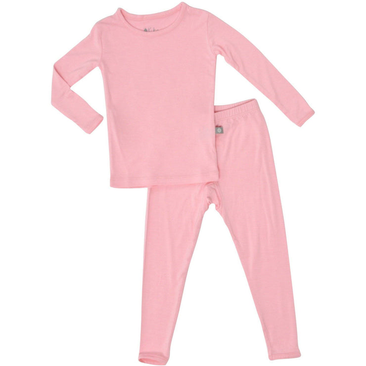 Toddler Pajama Set in Petal - Kyte Baby