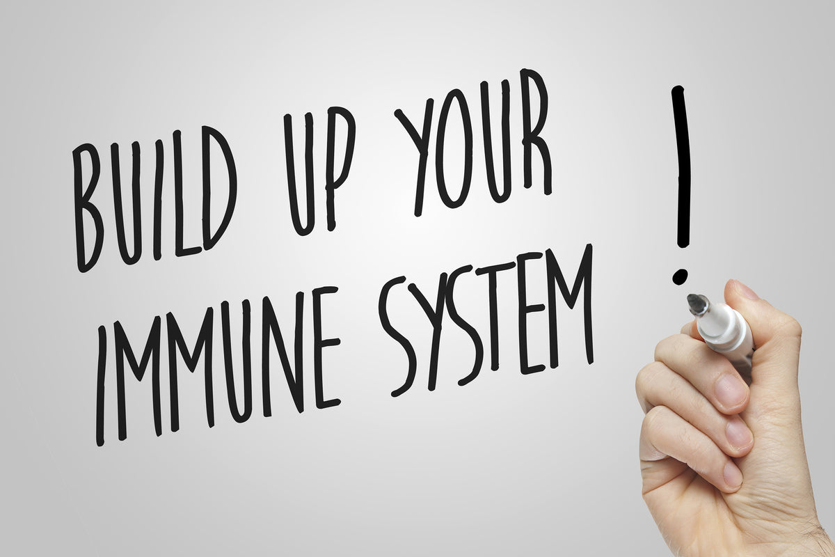 IMMUNITY: HOW CAN YOU BOOST IT