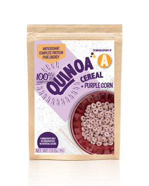 Quinoa A + Purple Corn 1.5 oz