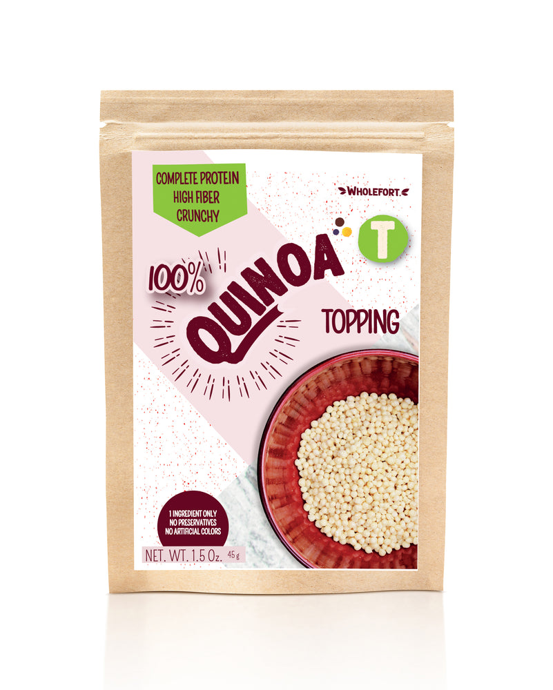 Quinoa Toppings 1.5 oz
