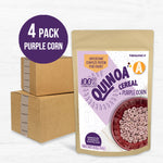 Quinoa A + Purple Corn 9 oz 4 Pack