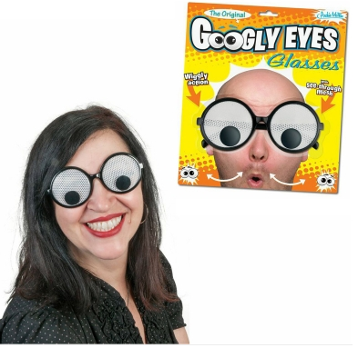 Googly Eyes Silly Party Favor Glasses