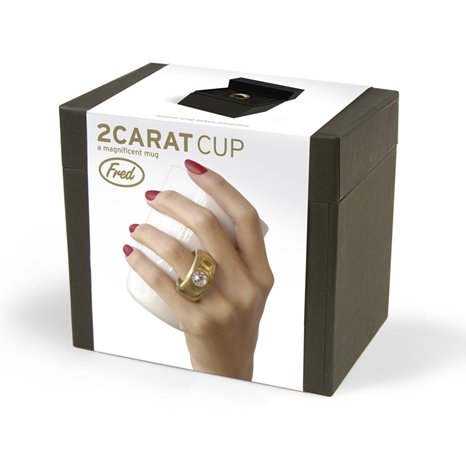 2 CARAT COFFEE CUP