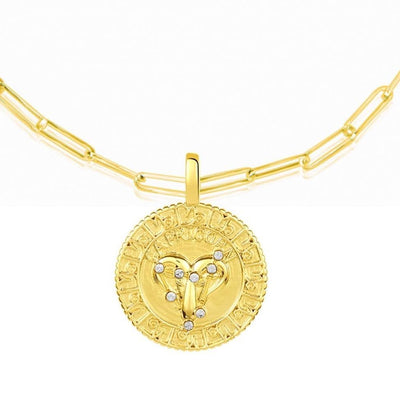 Astrological Zodiac Charm Bracelet