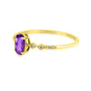 Luxe Fine Birthstone Ring
