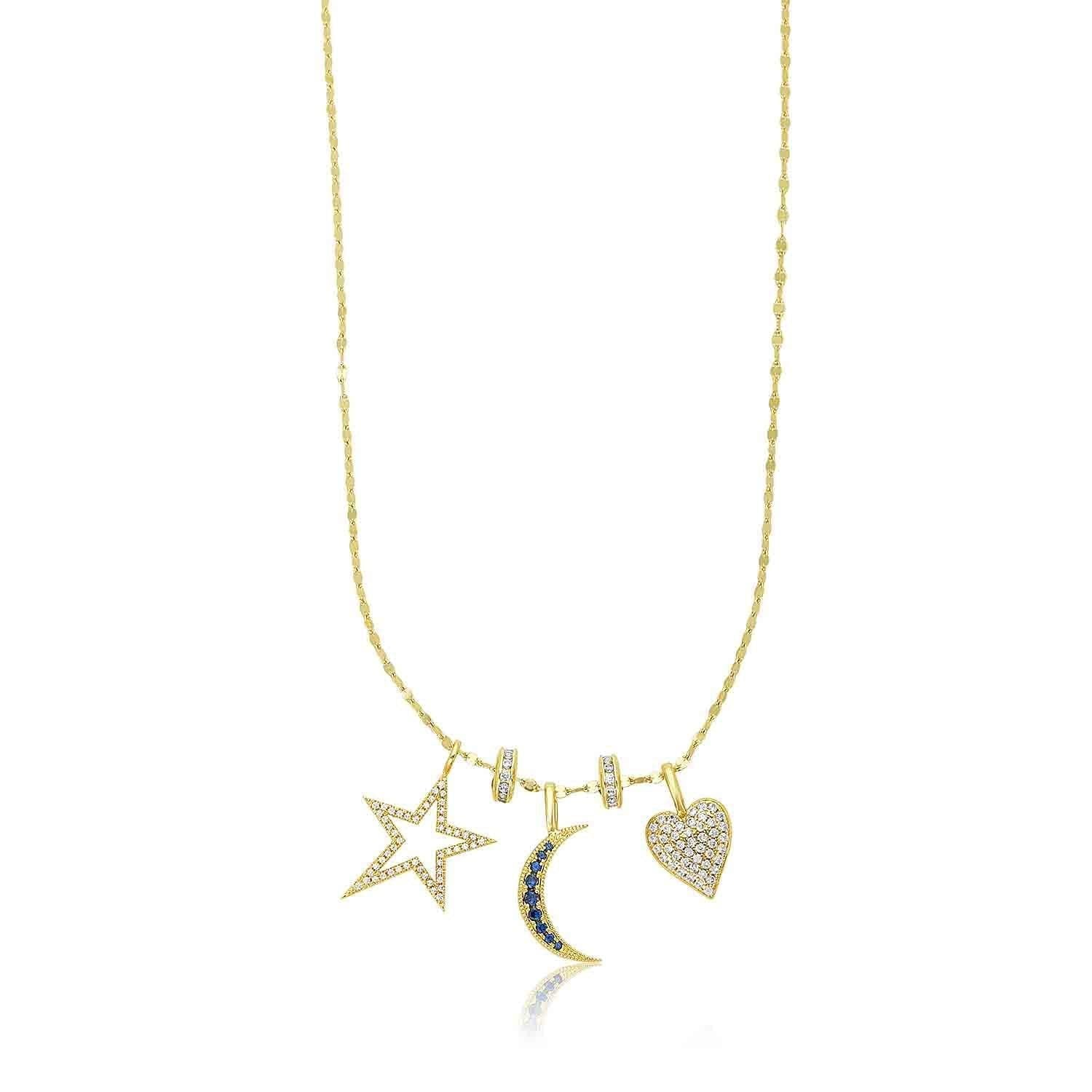 Shoot For The Moon ICONS Necklace