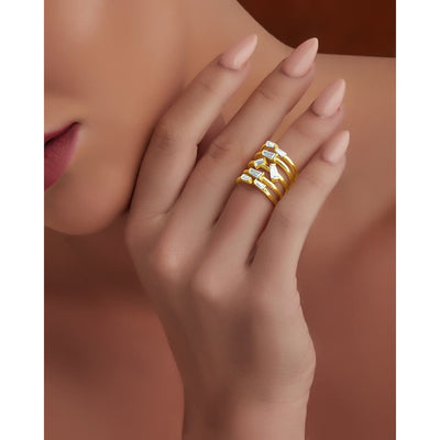 Emily Stacked Ring