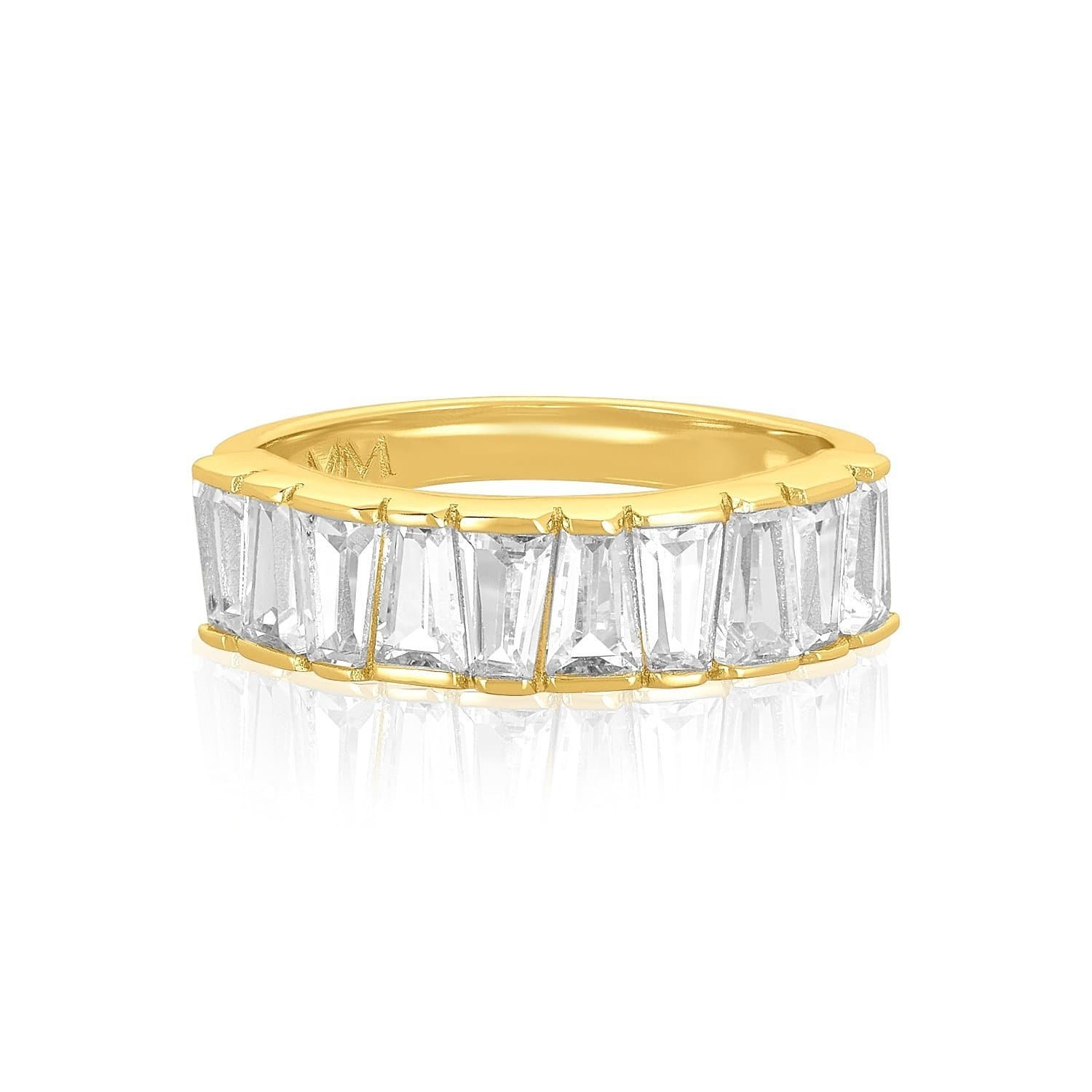 The Queen's Band Ring