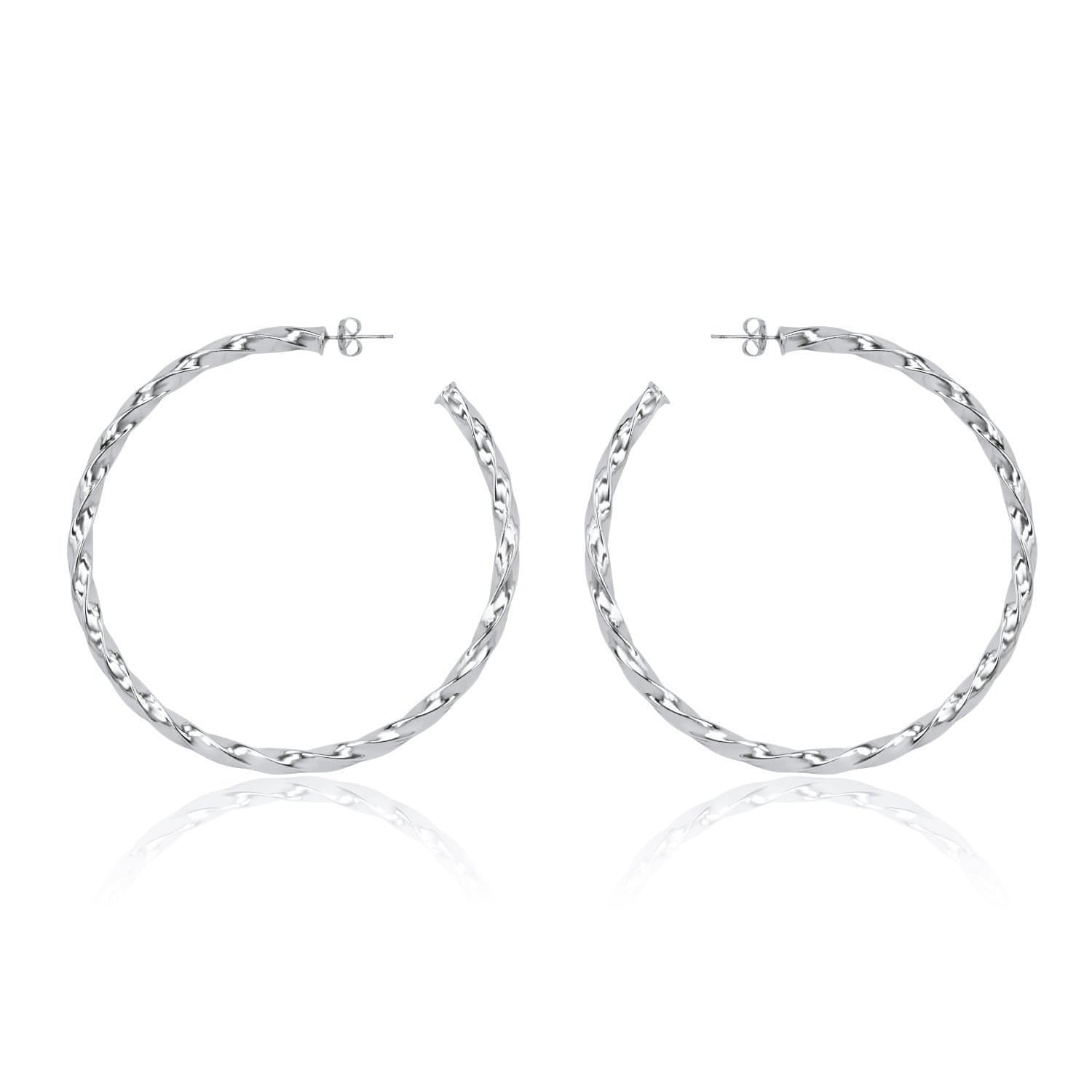 Remi Large Hoop Earring