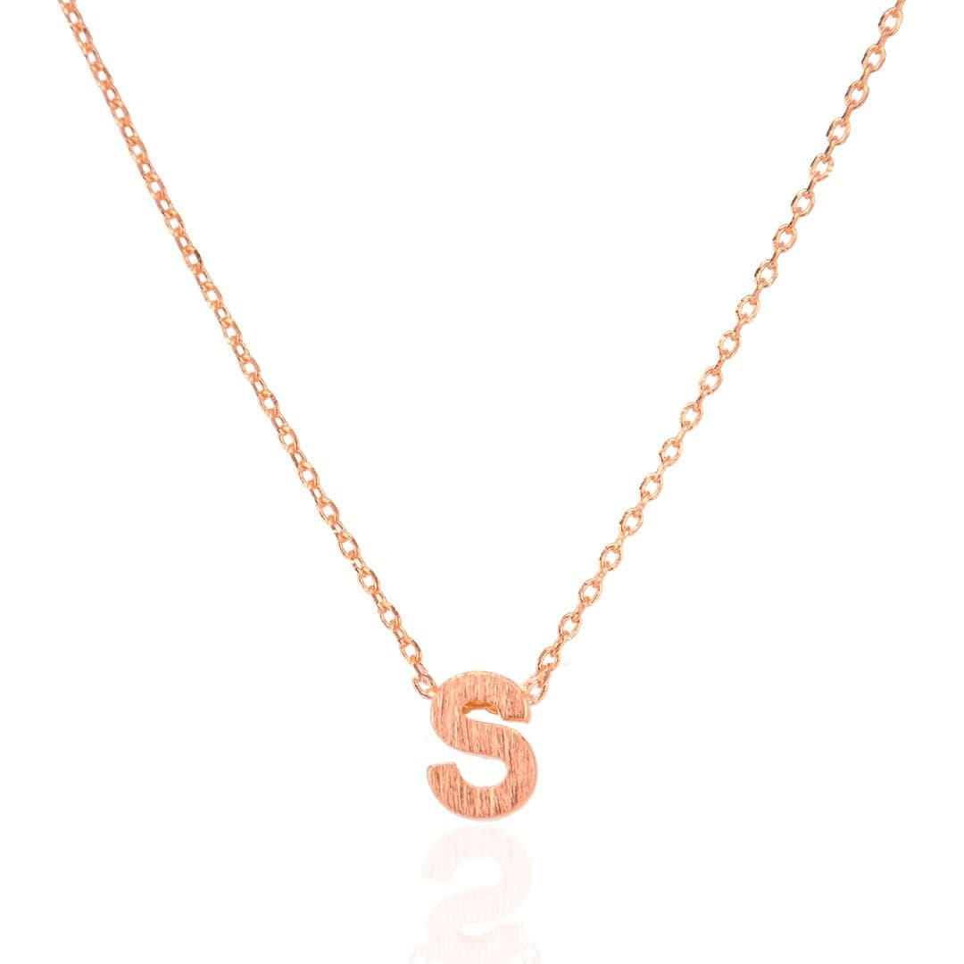 S, Rose Gold