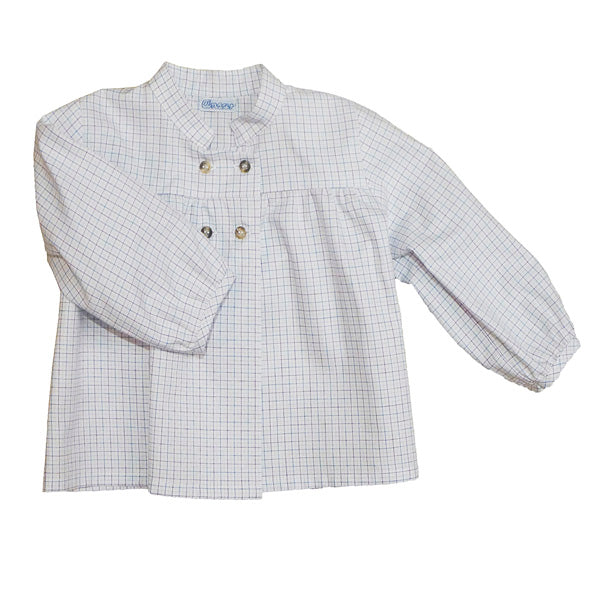 Spanish traditional baby boy clothes