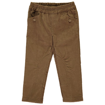 Corduroy boy's trousers