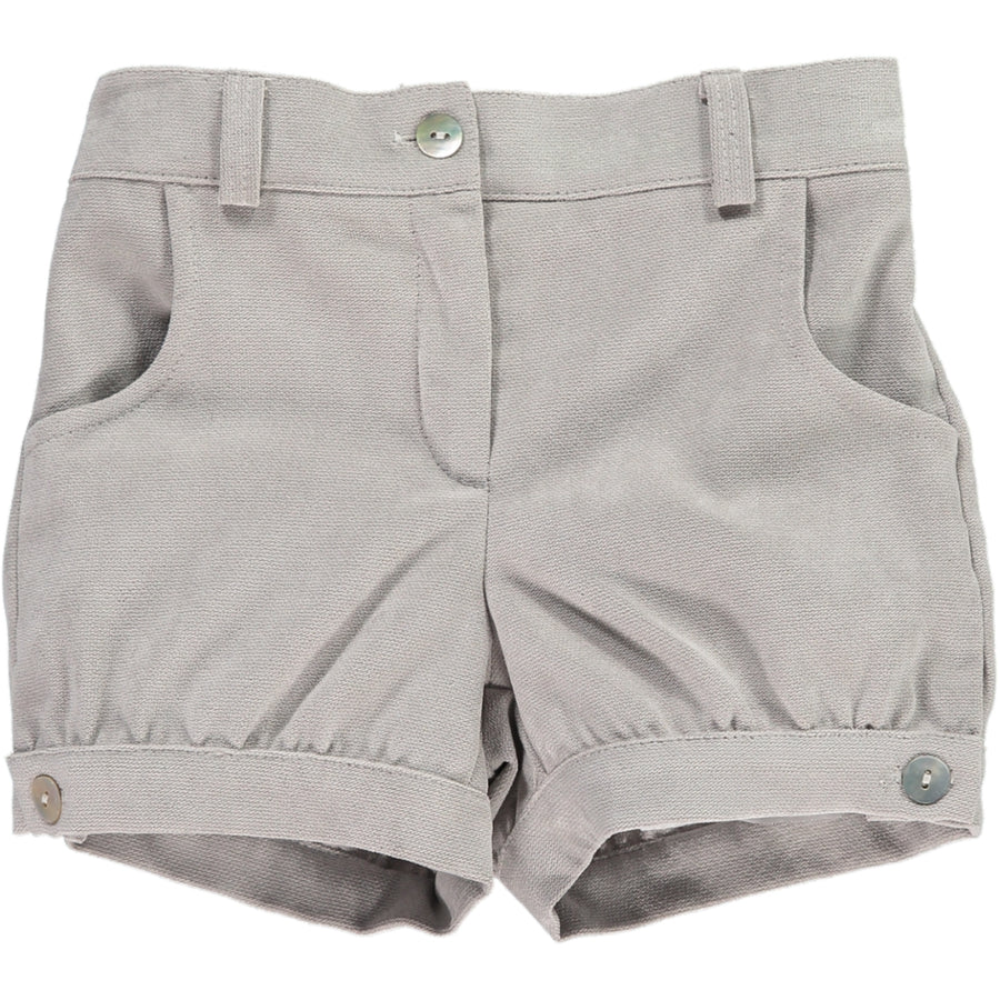Grey girls shorts