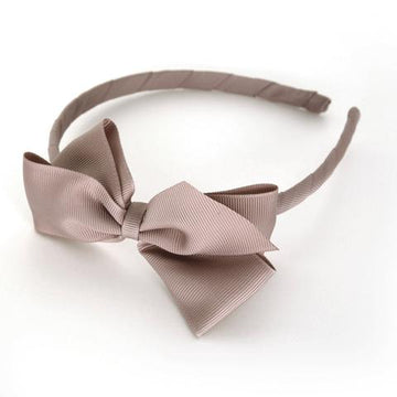 Dusty pink hairband