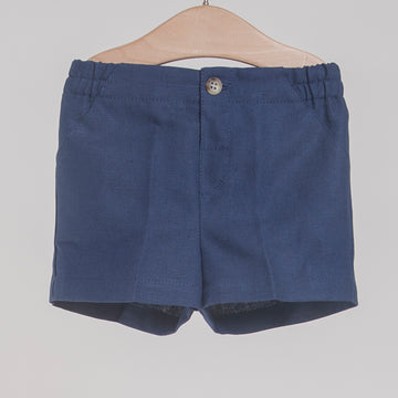 Navy boys shorts
