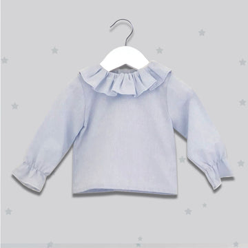BLUE GIRL' SHIRT