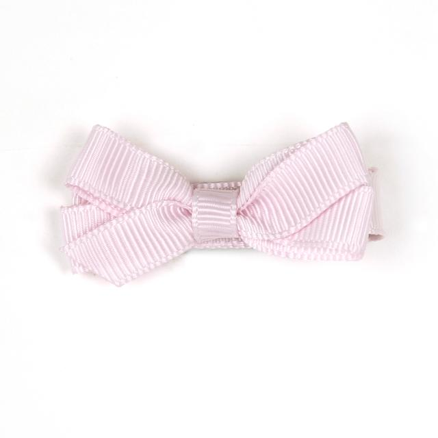 Small pink hair clip