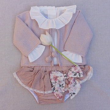 Baby look Pink Bloomers