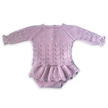 Baby girl outfit pink