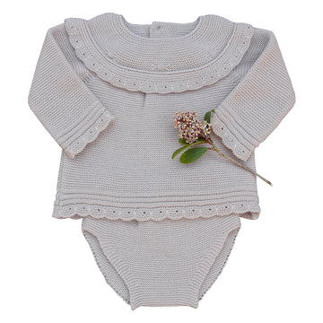 Traditional baby set