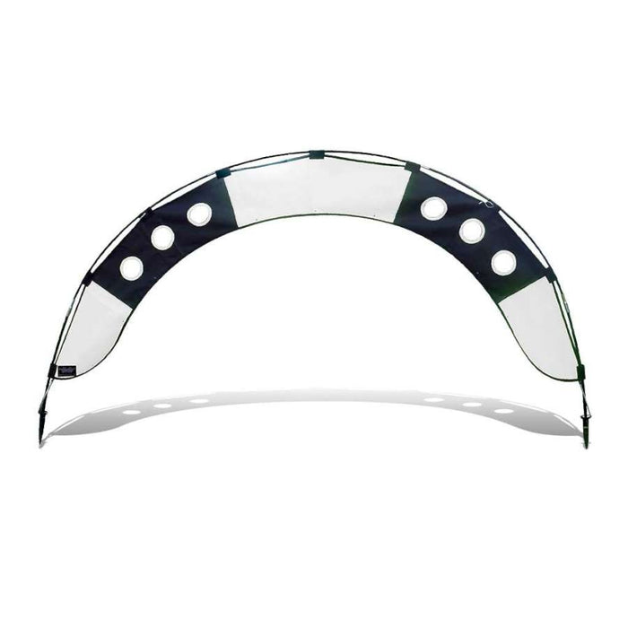 7.5 ft. Arch FPV Racing Air Gate - White/Black