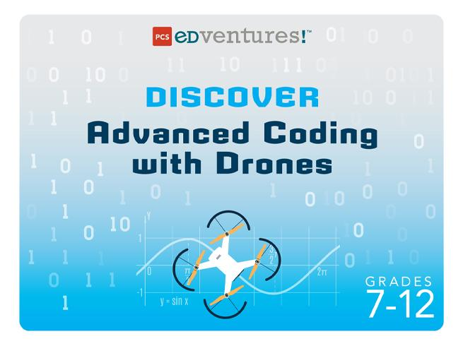 Discover Advanced Coding With Drones