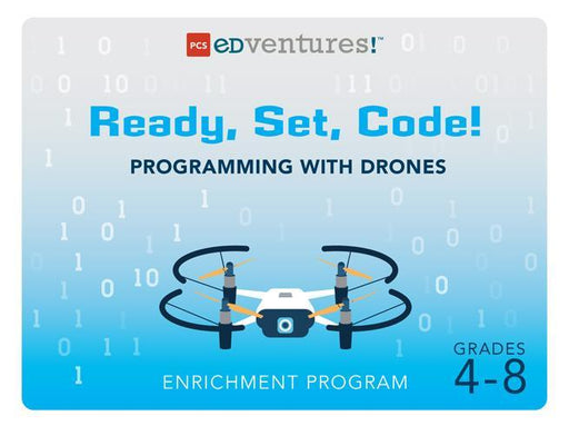 Ready, Set, Code! Programming With Drones