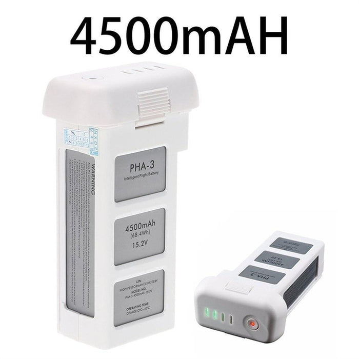 For DJI Phantom 3 Series Professional Advanced Intelligent Flight Battery 4500mAh 15.2V LiPo4s
