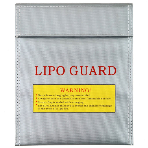 1Pc Fireproof RC LiPo Battery Safety Bag  180 X 230 mm New Hot!