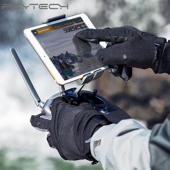 PGYTECH Photography Outdoor Gloves  Waterproof Windproof Touch Screen Flying Gloves