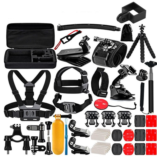 50 in 1 osmo camera set for dji osmo action  osmo pocket camera accessories