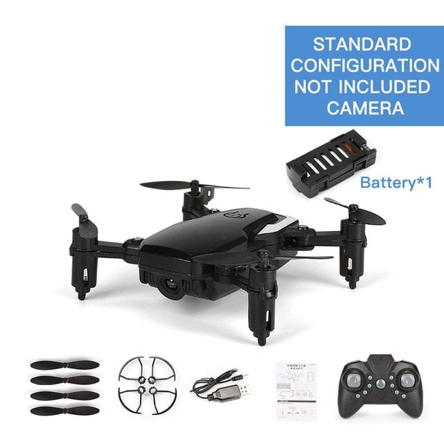 LF606 Quadrocopter Mini Drone With 720P Camera Altitude Hold
