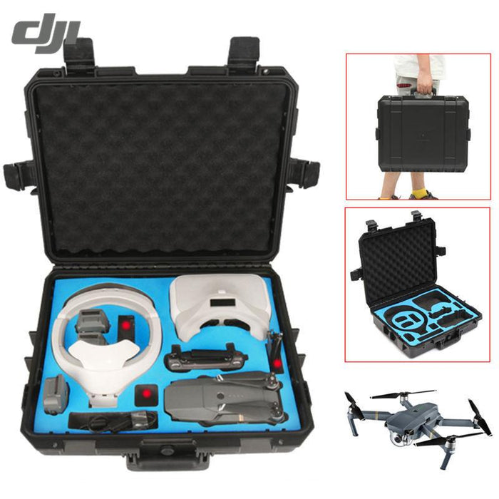 DJI Quadcopter Carrying Case - DroneX - Discover the World of Drones