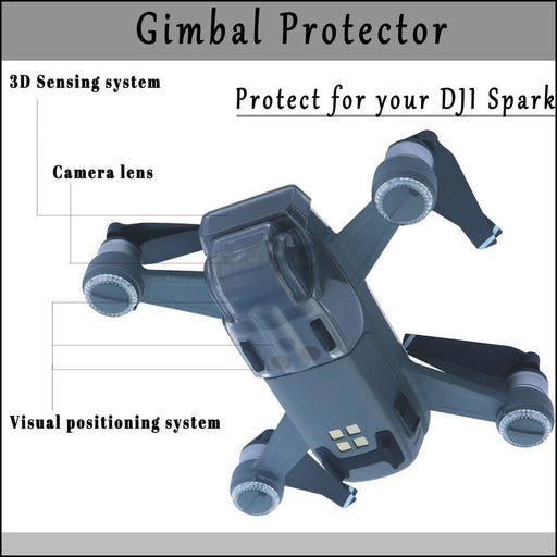New Sensor Gimbal Camera Protector Guard  For DJI Spark - DroneX - Discover the World of Drones