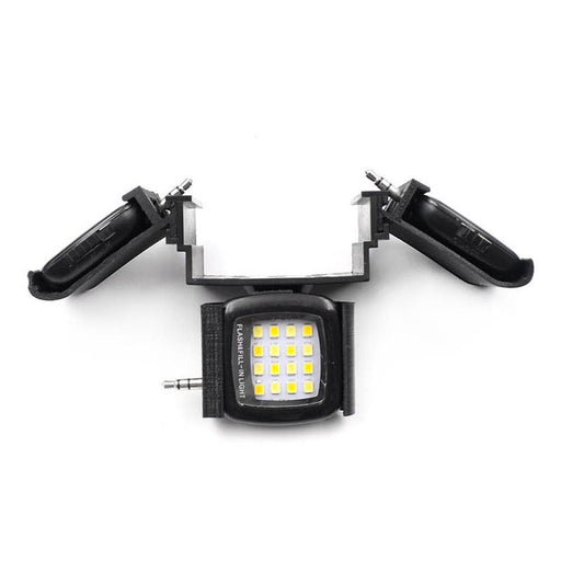 Night Flying LED Light Mount  For DJI Mavic AIR - DroneX - Discover the World of Drones