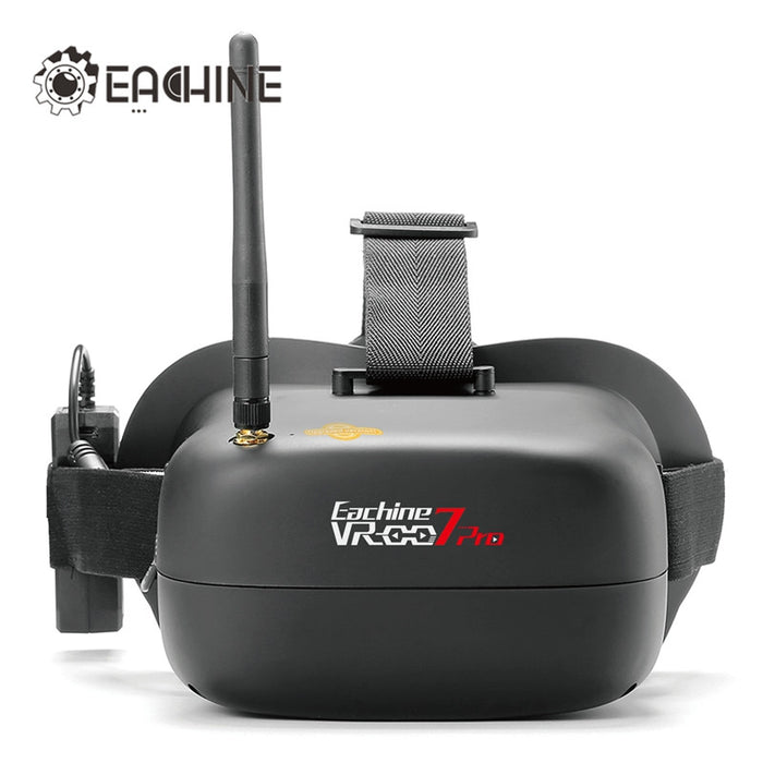 Eachine VR-007 Pro VR007 5.8G 40CH FPV Goggles - DroneX - Discover the World of Drones