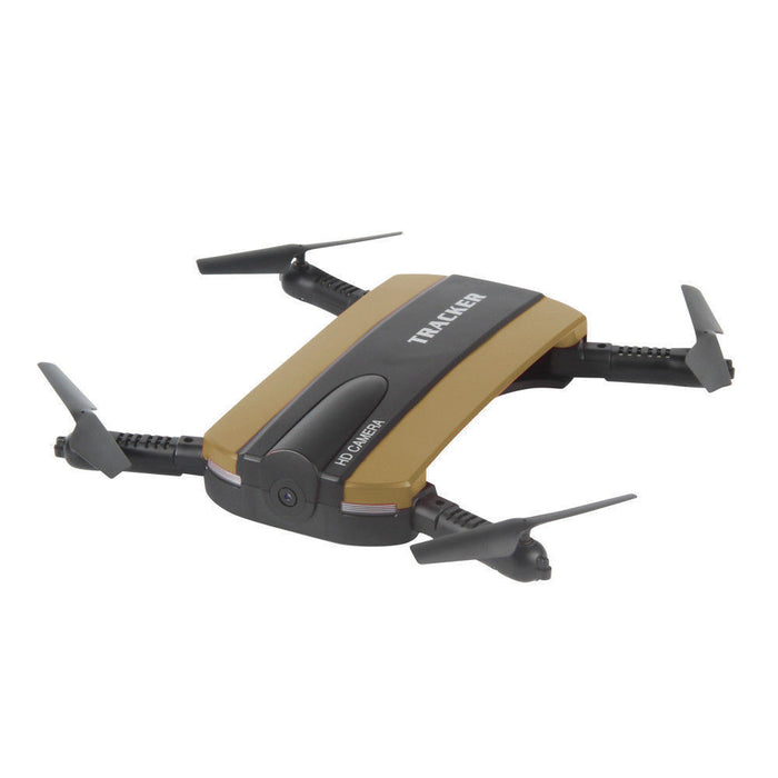 Altitude Hold HD Camera Selfie Foldable Drone - DroneX - Discover the World of Drones