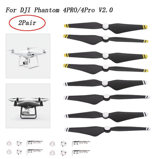Propeller Props Blade Quick Release For DJI Phantom 4PRO - DroneX - Discover the World of Drones