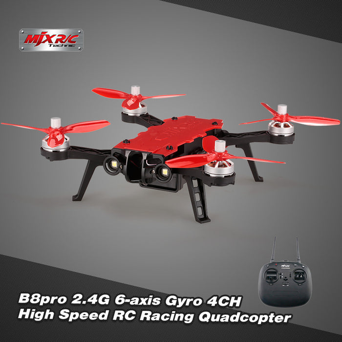 Original MJX B8pro  High Speed RC Racing Drone - DroneX - Discover the World of Drones