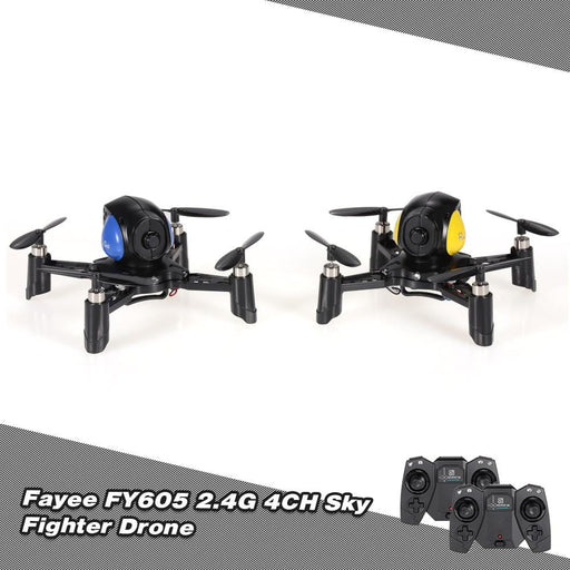 Fayee FY605 Sky Fighter  Racing Battle Quadcopter for Kids - DroneX - Discover the World of Drones
