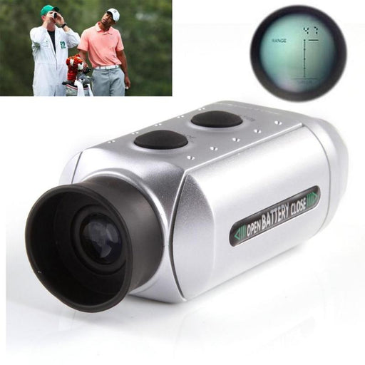 1000 Yards Digital Laser Rangefinder - DroneX - Discover the World of Drones